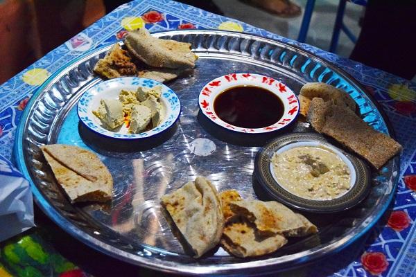 Kebab and Kofta! Traditional Egyptian Food.
