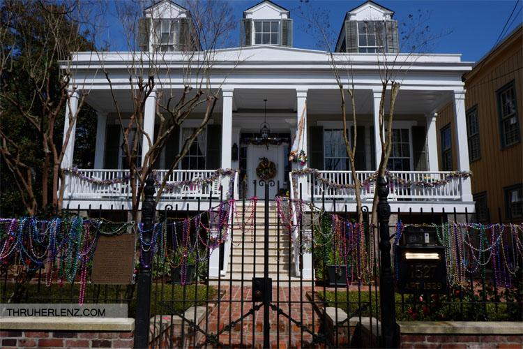 1527 Washington Avenue, Garden District