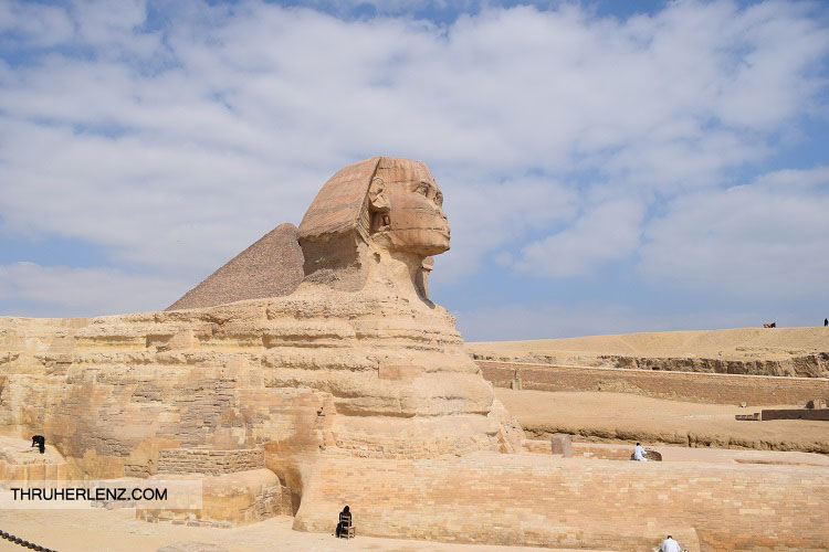 Egypt's Great Sphinx