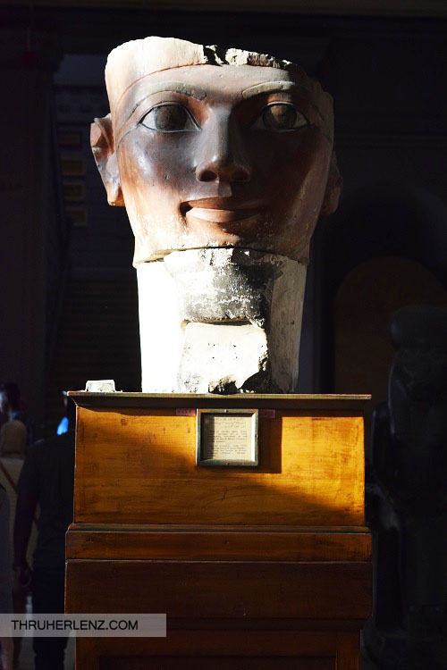 Egypt King Tut Museum