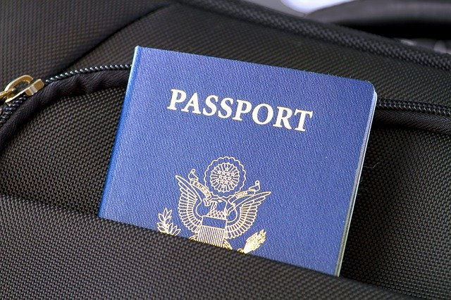 Passport - What legal documents are needed for a cruise